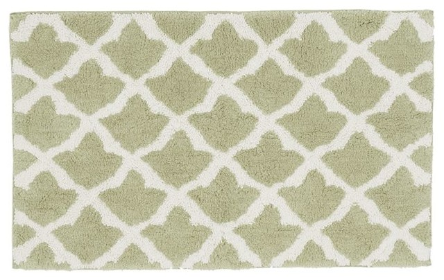 Cool A Very Pale Sage Green Or Even A Light Coral Color Can  Out With Your Pink Bath Mat And Fuzzy Toilet Seat Cover! Instead Put In A Beautiful Persian Scatter Rug Or A