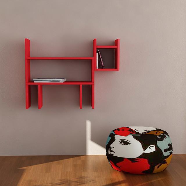 etagere decortie. Black Bedroom Furniture Sets. Home Design Ideas
