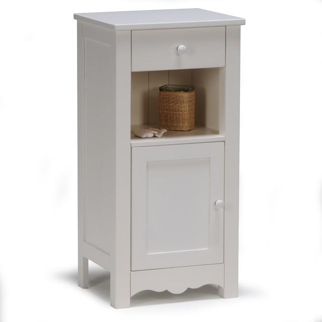 emma meuble bas de salle de bains avec tiroir campagne placard et tag re de salle de bain. Black Bedroom Furniture Sets. Home Design Ideas