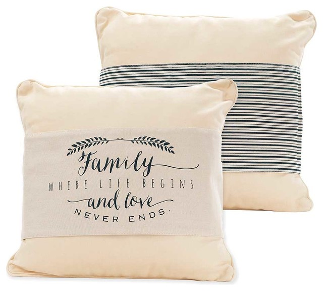 Modern Family Throw Pillows :