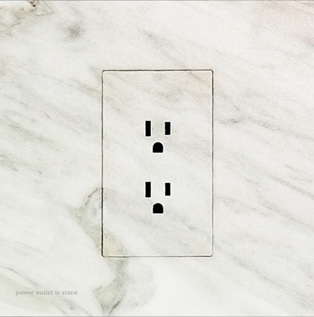 invisible outlets  devices  and architectural elements - contemporary