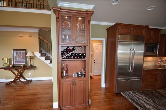 Kitchen Storage - Wine Racks - atlanta