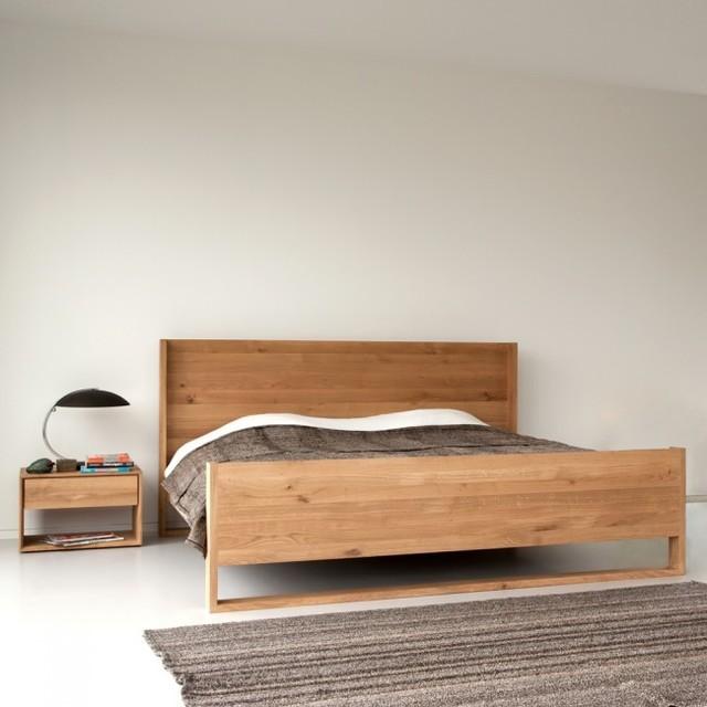 wooden bed frames melbourne 1