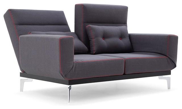 Broadway Fabric Modern Sofa Bed Modern Sofas New York By Modern Sofa