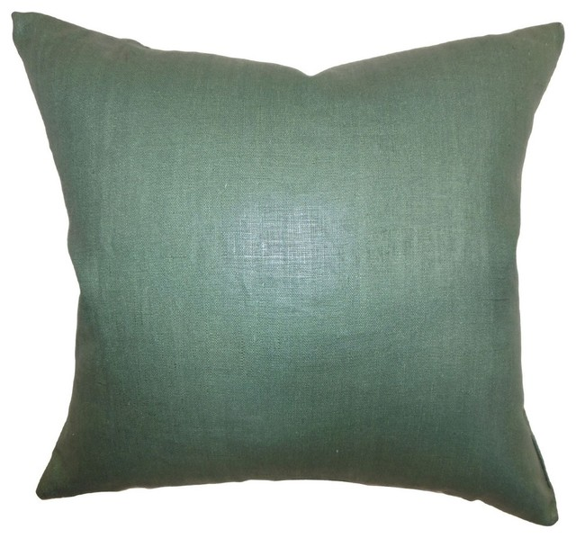 Decorative Pillows Plain : Jorund Plain Pillow Leather 20