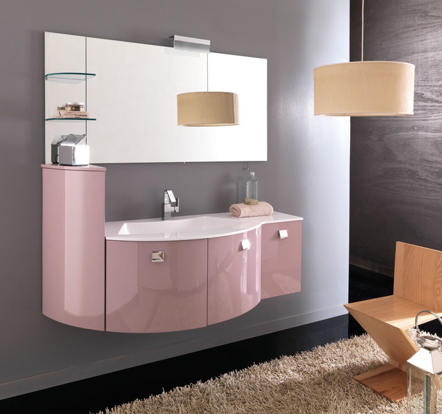 Modern Bathroom Vanity Ideas Italian Bathroom Vanity Modo Modern