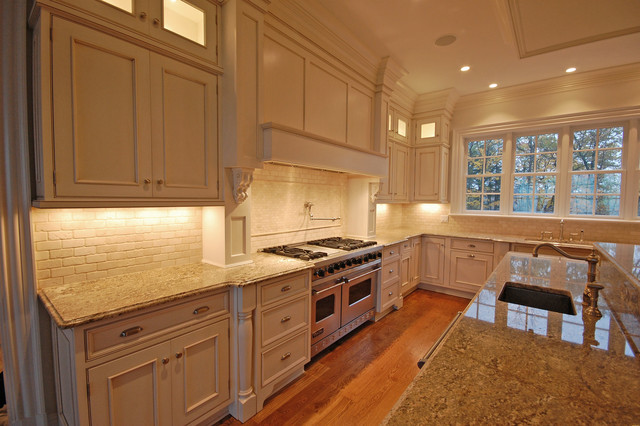 Traditional Kitchen Other Metro By Viking Kitchen Cabinets LLC