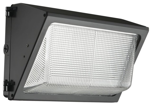 Lithonia Lighting Wall Mounted Wall Mount Outdoor Dark Bronze LED Wall Cont