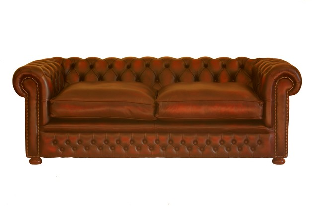 Hutton Chesterfield sofa Traditional Sofas Other by Handmade Sofa Company Ltd