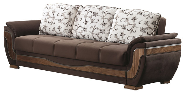 Belmont Sofa Bed Traditional Sleeper Sofas By Beyan
