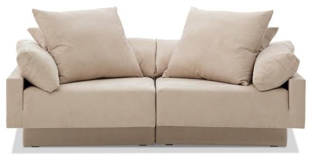 2 sitzer sofa wilson for Sitzlandschaft sofa