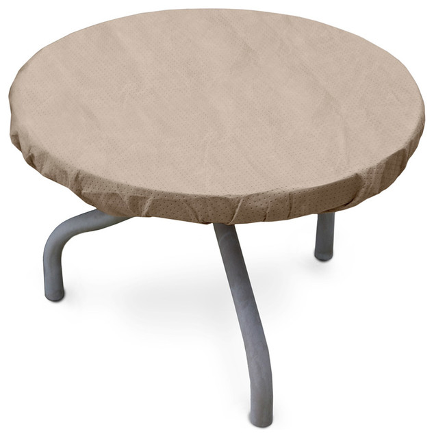 "Round Table Top Cover 26"" Outdoor Furniture Covers by Koverroos"