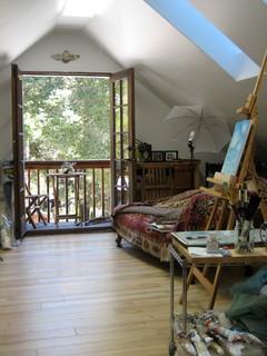 14 Home Studios That Nurture Creativity And Art