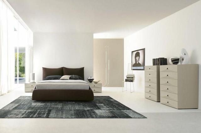 Made In Italy Leather Elite Design Furniture Set Modern Bedroom Furniture Sets Sacramento