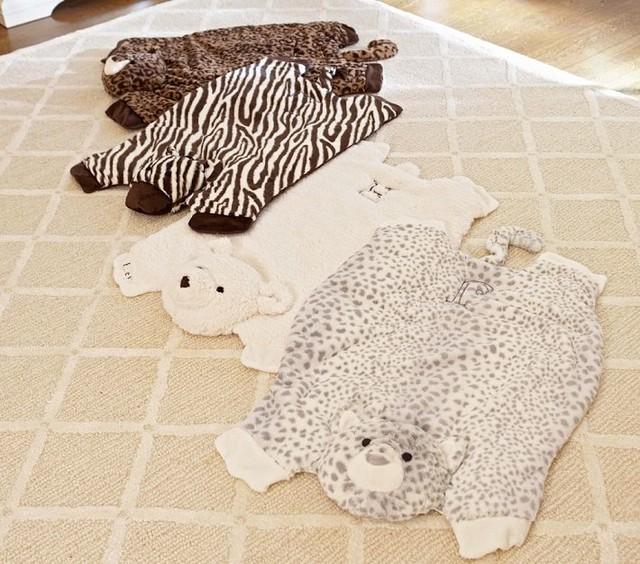 Animal Print Play Mats