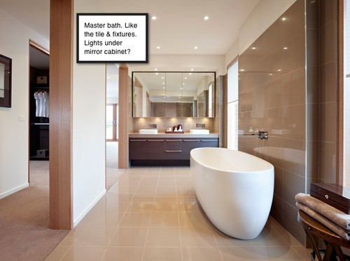 Luxury Even In Bathrooms Full Of Windows, A Great Deal Of Natural Light Is Unlikely At These Peak Times, Making Artificial Lighting All The More Important! Whether You Aim To Purchase A Sconce Or Two, Choose Overhead Recessed  Above The Sinks In A
