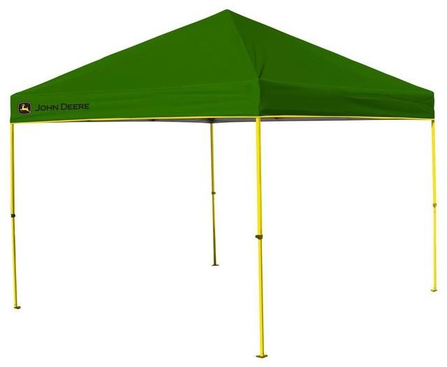 John Deere Canopies Weekender 10 Ft X 10 Ft Instant