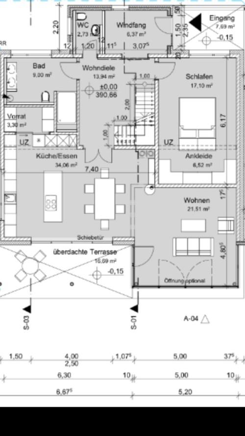 hohe wand im wohnzimmer mit luftraum lichtplanung und gestaltung. Black Bedroom Furniture Sets. Home Design Ideas