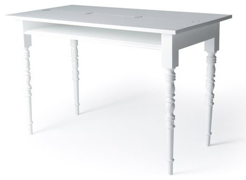 Two Tops Secretary - Modern - Desks And Hutches - by YLighting