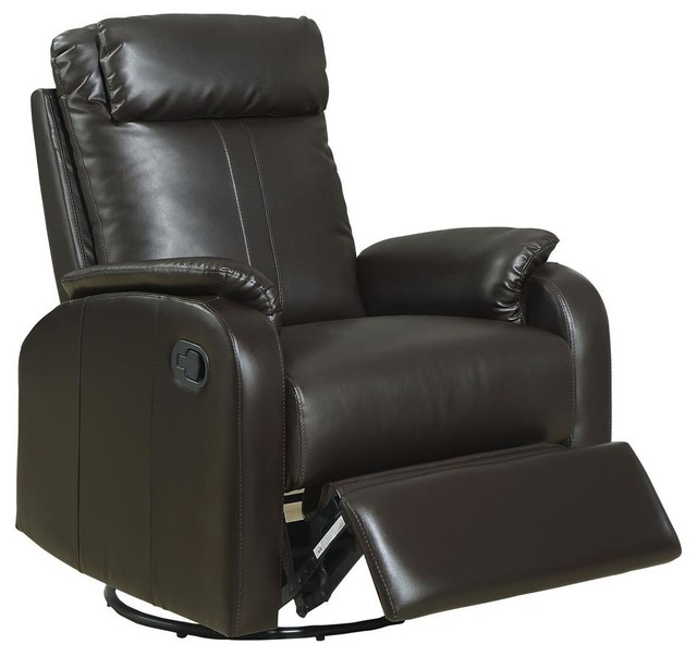 Swivel Rocker Recliner Contemporary Recliner Chairs