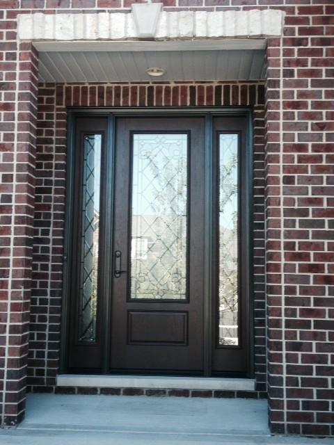 Pella Fiberglass Entry Door