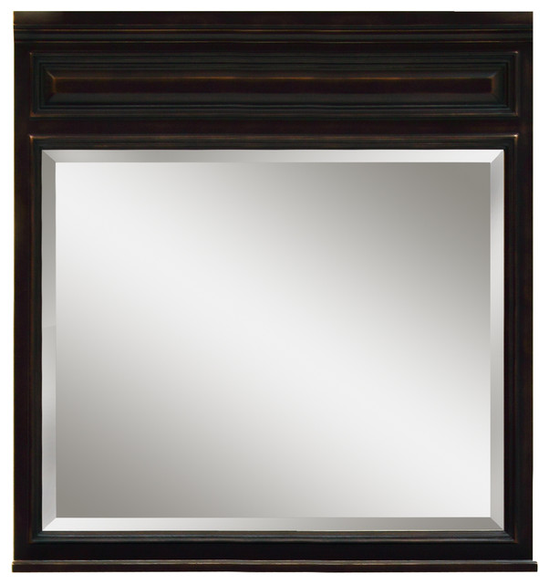 Popular Missoula Mirror  Transitional  Bathroom Mirrors  By Bliss Home And