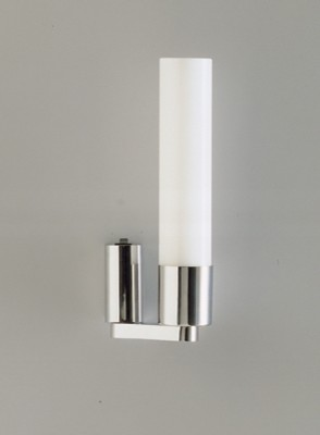 Contemporary Bath Wall Sconces : Ekus Uno Bathroom & Mirror Sconce - Contemporary - Bathroom Vanity Lighting - other metro - by ...