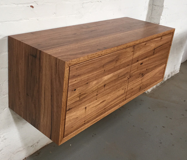 Red Hill Floating Bathroom Vanity By Retrograde Furniture