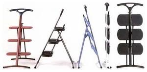 tiramisu step ladder bauhaus look leitern tritthocker. Black Bedroom Furniture Sets. Home Design Ideas