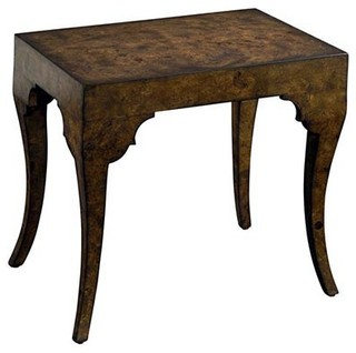 Forte End Table Southwestern Side Tables And End Tables By Emerson Bentley