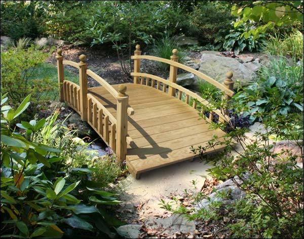 3 39 x 12 39 treated pine 1 2 picket rail bridge modern. Black Bedroom Furniture Sets. Home Design Ideas