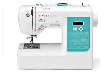 Singer Stylist 7258 Sewing Machine - Modern - Sewing Machines - by BuilderDepot, Inc.