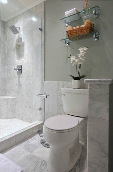 Small contemporary bathroom complete for Bathroom ideas 5x5