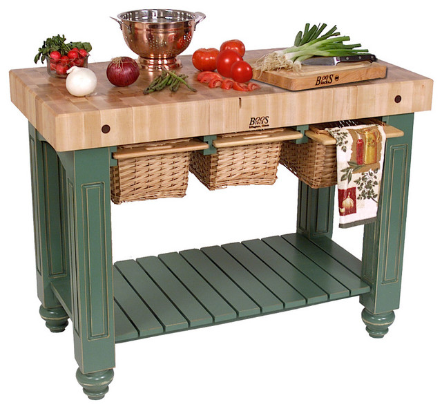 boos gathering block iii 48x24 butcher block table