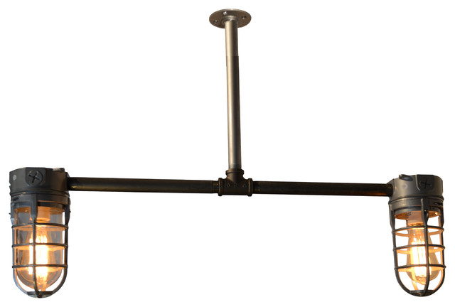 Long Pendant Light