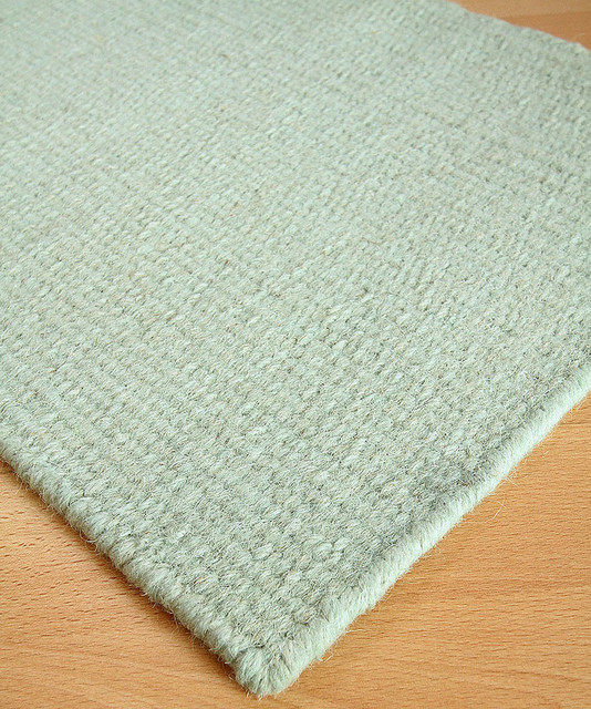 Tradewind solid wool berber rug 3 39 x 5 39 transitional for Wool berber area rug
