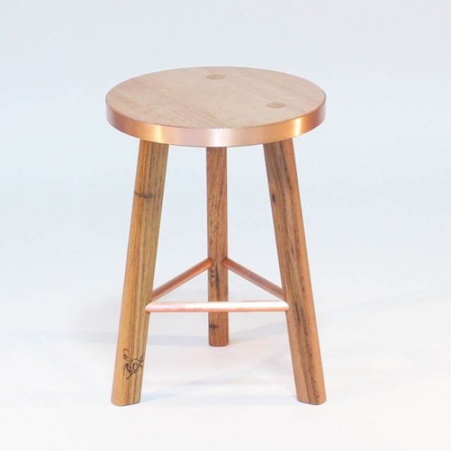 calypso stool by beeline design