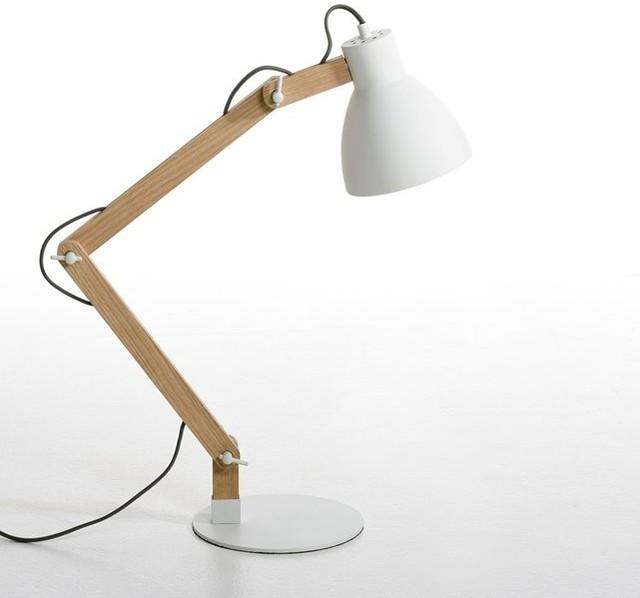 lampe poser thaddeus contemporain lampe de bureau. Black Bedroom Furniture Sets. Home Design Ideas