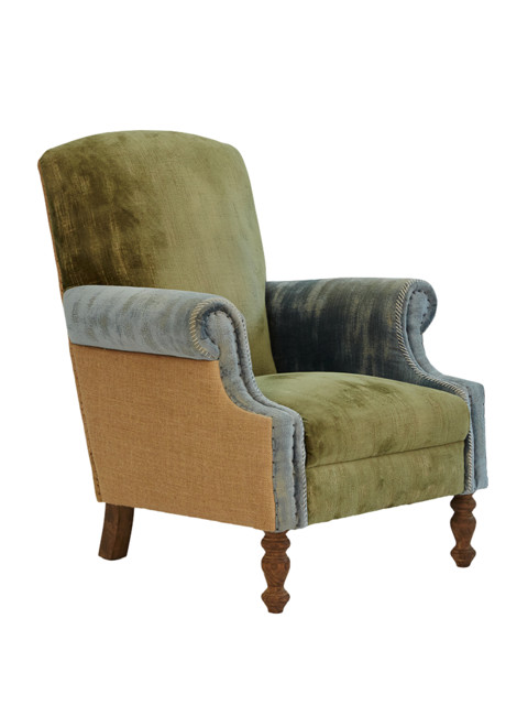 Bardot Armchair Eclectic Armchairs And Accent Chairs Sydney By Doveta