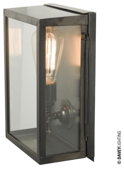 Box Wall Light 7645 Contemporary Outdoor Wall Lights South East By Pe