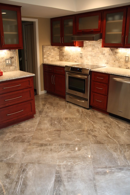 kitchens contemporary other by tile collection inc