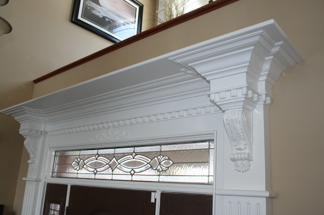 More Customized Molding Moulding Ideas