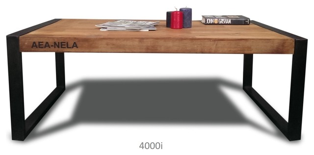Table Basse Collection Design Industriel Industrial