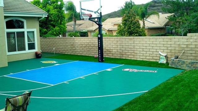 Snapsports Southern California Home Outdoor Court