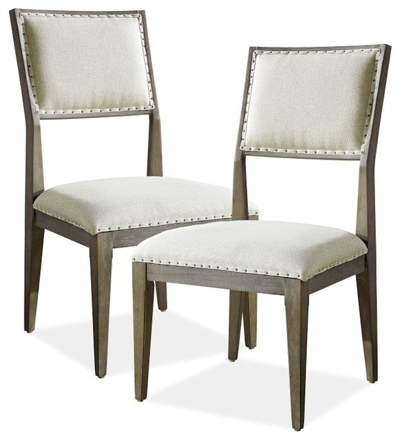 universal furniture playlist dining side chair set of 2
