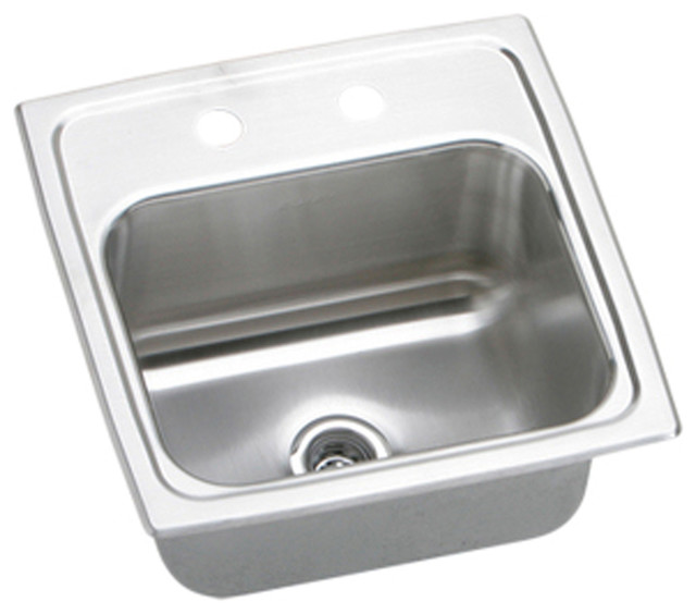 Elkay Bpsr152 15 Quot X 15 Quot Pacemaker Hospitality Sink