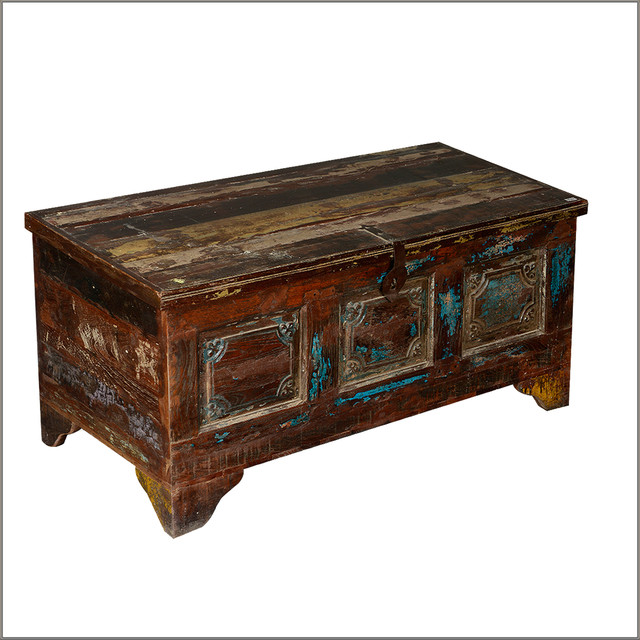 Forgotten dreams reclaimed wood standing coffee table for Reclaimed wood furniture san francisco