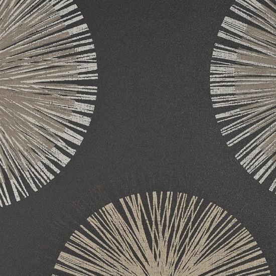Warmth Brown Geometric Wallpaper, Sample - Contemporary - Wallpaper - by Walls Republic