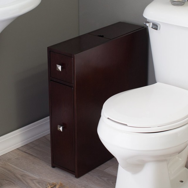 Belham Living Longbourn Narrow Bath Cabinet