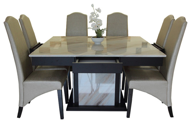 Marble Dining Tables Australia : modern dining tables from www.houzz.com.au size 640 x 414 jpeg 50kB